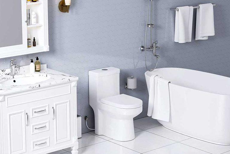 HOROW HWMT-8733 Small Toilet