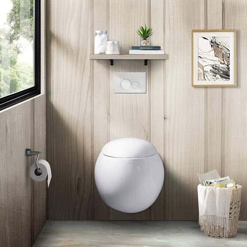 Swiss Madison Plaisir Wall Hung Toilet