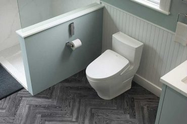 TOTO S550E Electronic Bidet Toilet Seat