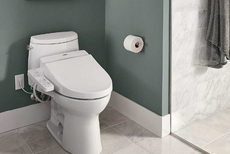 toto a100 washlet review