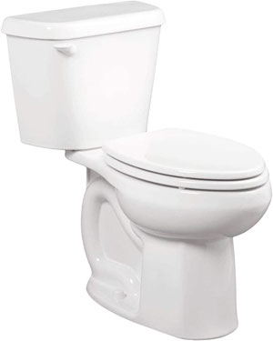 American Standard 221AA104.020 Colony 2-Piece Elongated Toilet Review