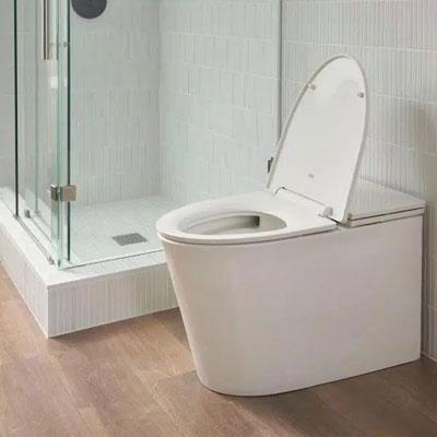American Studio S into Modern Bathroom