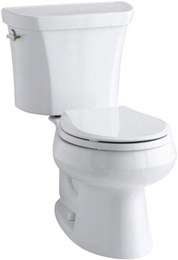 KOHLER K-3987-0 Wellworth Two-Piece Toilet Review