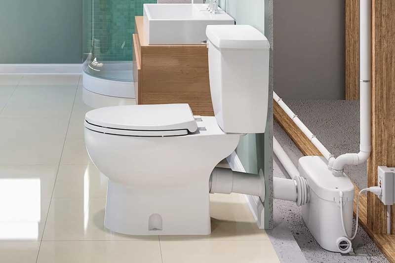 Saniflo-Up-Flush-Toilet