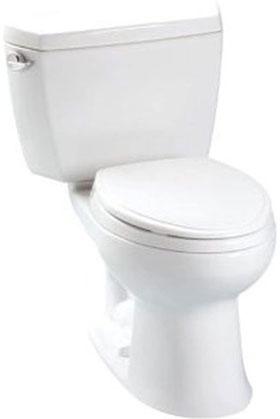 TOTO Drake CST744E#01 12 Inch Toilet