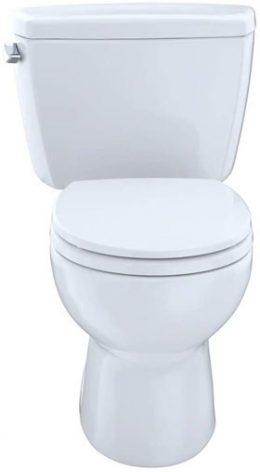 TOTO Eco Drake CST743ER#01 Round Bowl Toilet