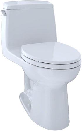 TOTO Ultramax MS854114S#01 Oblong Toilet