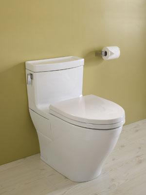 Toto Legato One-Piece Toilet Benefits