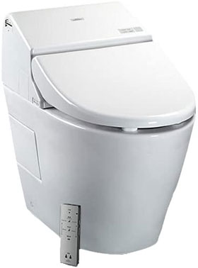Toto MS970CEMFG#01 Washlet with Integrated Toilet G500