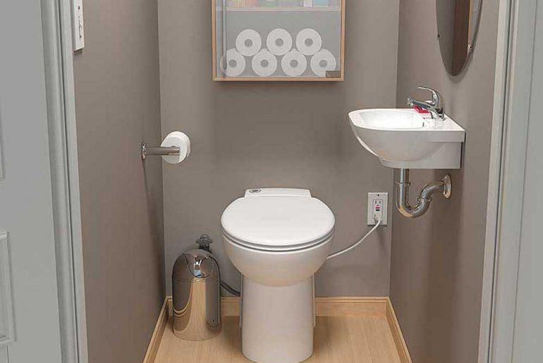 saniflo toilet reviews