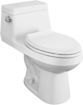 American Standard 2961A104SC.020 Colony Elongated Toilet with Seat