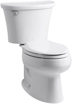KOHLER Cavata Elongated 2-Piece Toilet