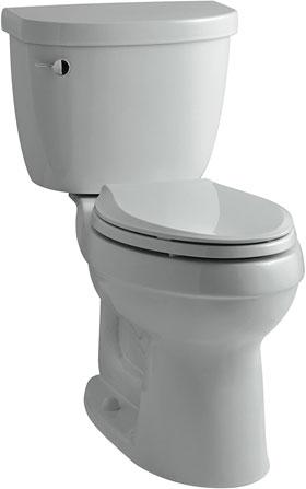 KOHLER K-3609-95 Cimarron Comfort Height Toilet