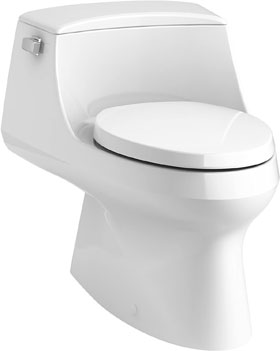 KOHLER K-3722-0 San Raphael Toilet