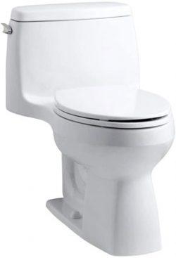 Kohler 3810-0 Elongated Santa Rosa Comfortable Toilet