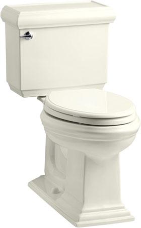 Kohler K-3818-96 Memoirs Comfort Height Two-piece Elongated Toilet