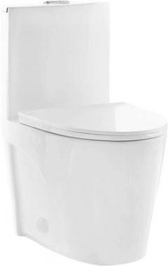 Swiss Madison Sm-1t254 St. Tropez Elongated Toilet