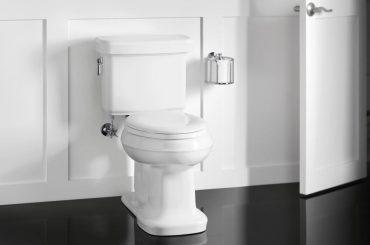 kohler bancroft toilet review