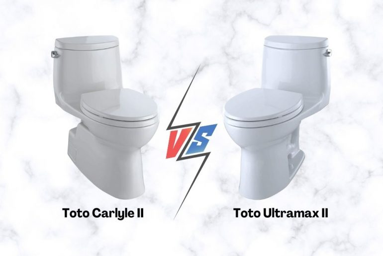 toto-carlyle-ii-vs-ultramax-ii
